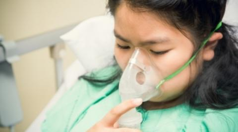 Asthma patient