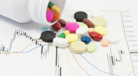 Medications on graph