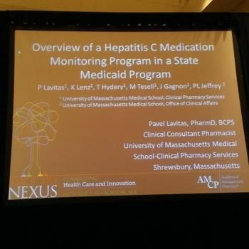 Academy of Managed Care Pharmacy Presentation
