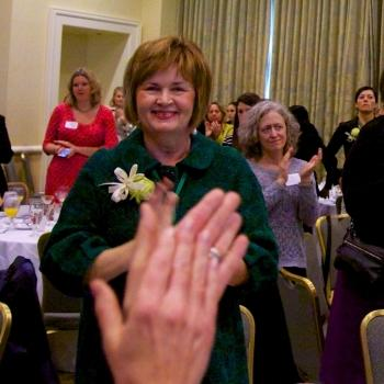 Joyce A. Murphy at Top Women-Led Businesses Award Breakfast