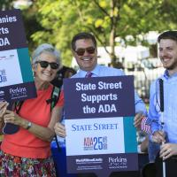 ADA 25th Anniv. Event photo 1