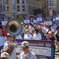 ADA 25th Anniv. Event Photo 4