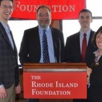 The Care Transformation Collaborative of Rhode Island team, including Debra Hurwitz, MBA, BSN, RN, an Office of Program Development senior program development associate and co-director of CTC,