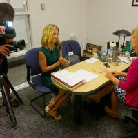 Kathleen A. Petkauskos speaks about Megan Northup to WCVB-TV