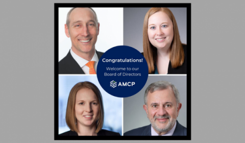 AMCP Board of Directors Announcement
