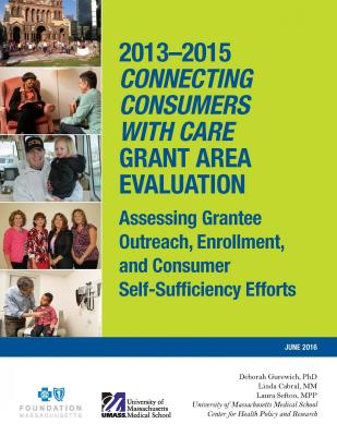 Cover of Blue Cross Blue Shield evaluation