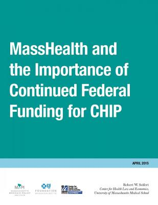 MassHealth and the Importance of Continued Federal Funding for the Children's Health Insurance Program