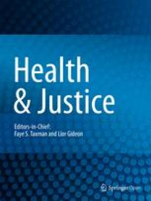The Academic and Health Policy Conference on Correctional Health: Evaluation of its Academic and Scientific Impac