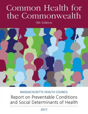 Common Health Report Cover