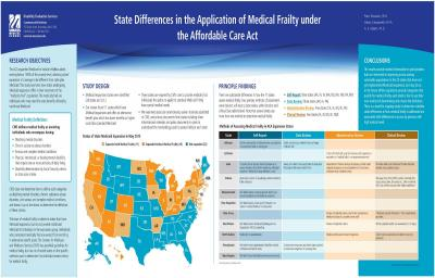 State Differences in the Application of Medical Frailty under the Affordable Care Act