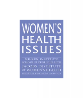 Cover of Women's Health Issues