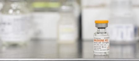Image of naloxone medication