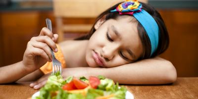 Food Selectivity, Mealtime Behavior Problems, Spousal Stress, and Family Food Choices in Children with and without Autism Spectrum Disorder
